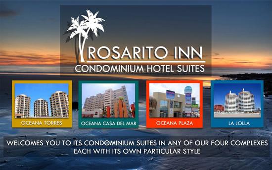 Hotel Rosarito Inn